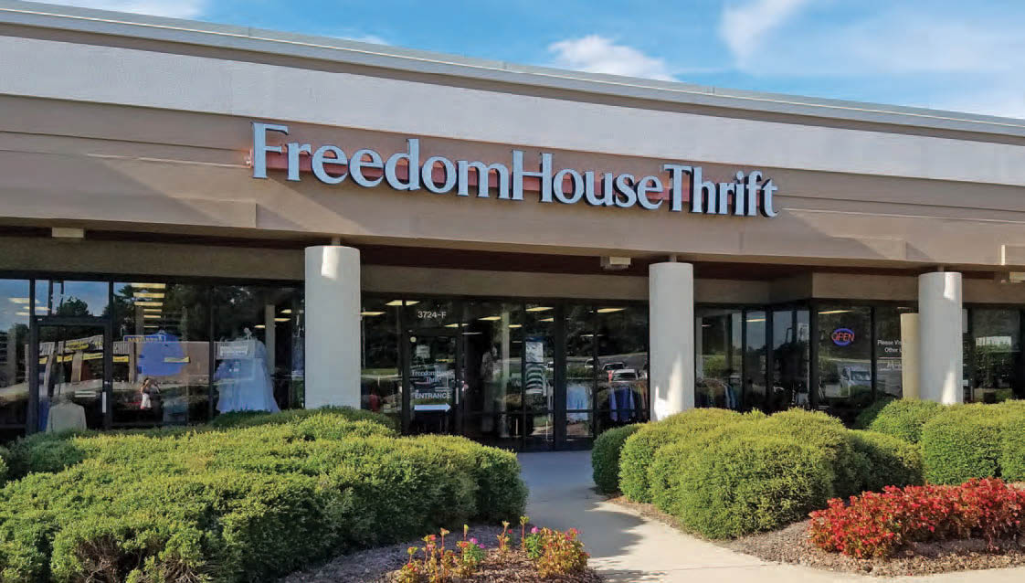 Thrift Stores – Freedom House